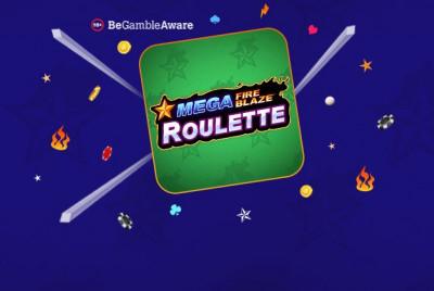 Mega Fire Blaze Roulette -