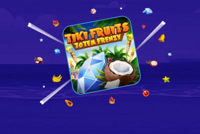 Tiki Fruits Totem Frenzy -